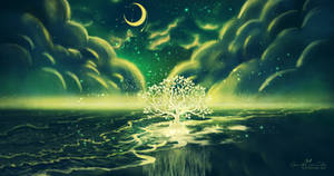 Emerald Dream by Ellysiumn