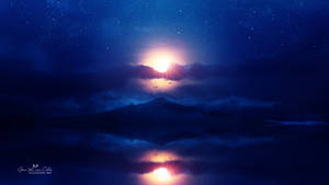 Sapphire night II by Ellysiumn