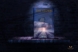 The Storm cover (sold)
