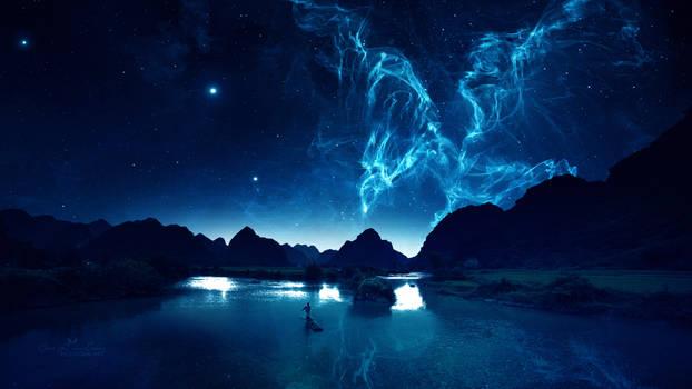 Dragon Night by Ellysiumn