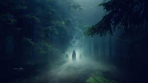 Stalking Death by Ellysiumn
