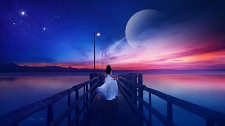 The Bride by Ellysiumn
