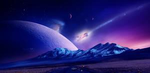 Cosmic Music by Ellysiumn