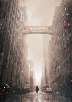 Ash rain II
