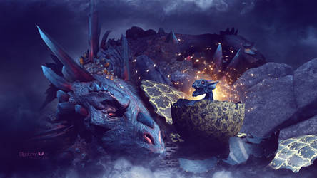 The dragon birth