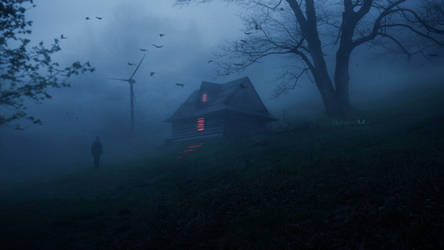 The house of fears by Ellysiumn