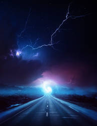 Road to another dimension