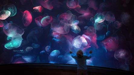 The Magical Aquarium by Ellysiumn