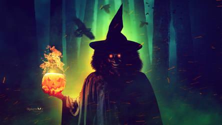 Ready for Halloween? by Ellysiumn