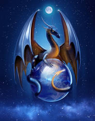 Protective Dragon
