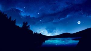 Sapphire night