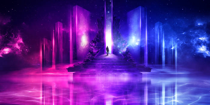 The cosmic temple