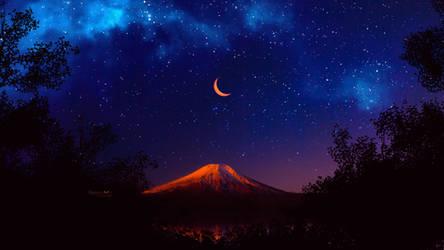 Enchanting Fuji