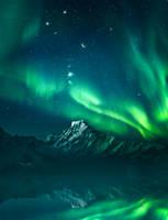 Boreal night by Ellysiumn
