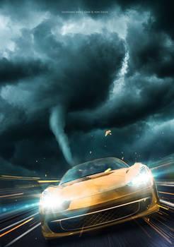 Tornado race
