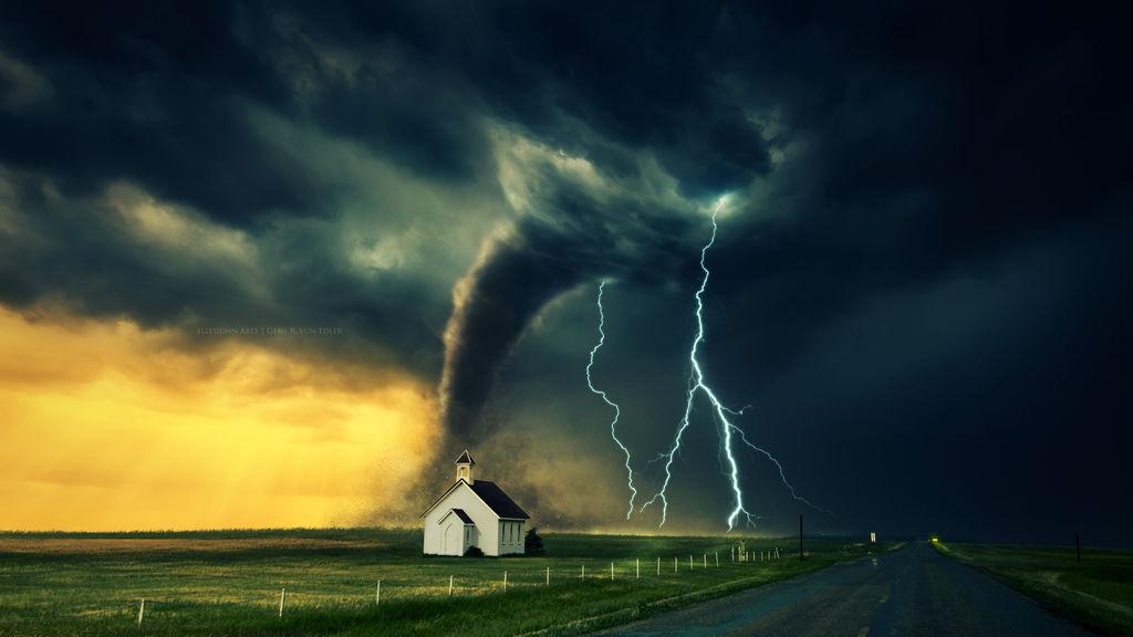 Storm at Chapel