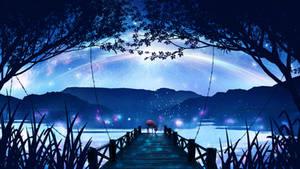 Fireflies enchantment