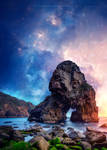 The monkey rock