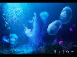 Below ~ CD cover
