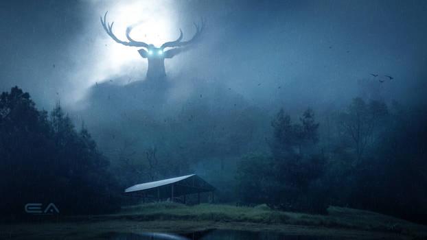 Creature of the mist