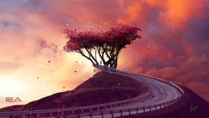 Bridge to the light by Ellysiumn