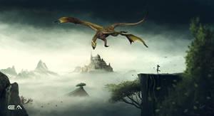 Golden dragon kingdom