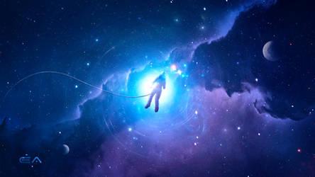 Lost in space by Ellysiumn