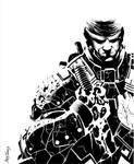 Fenix from gears of war