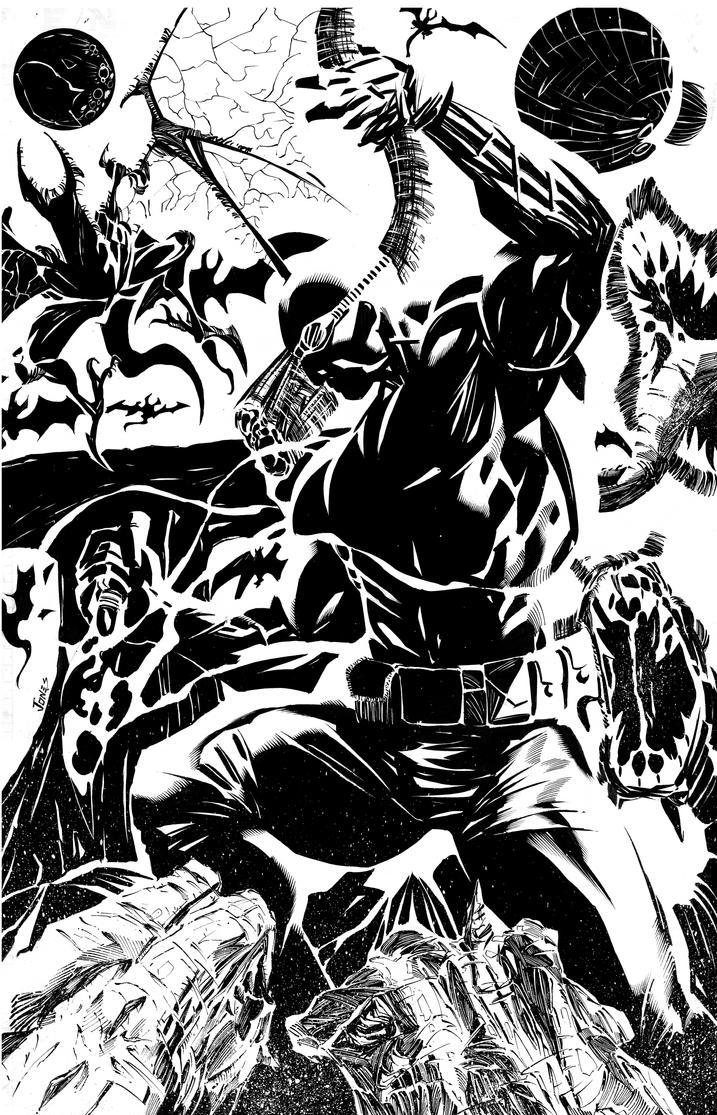 The Riddick by benjonesart