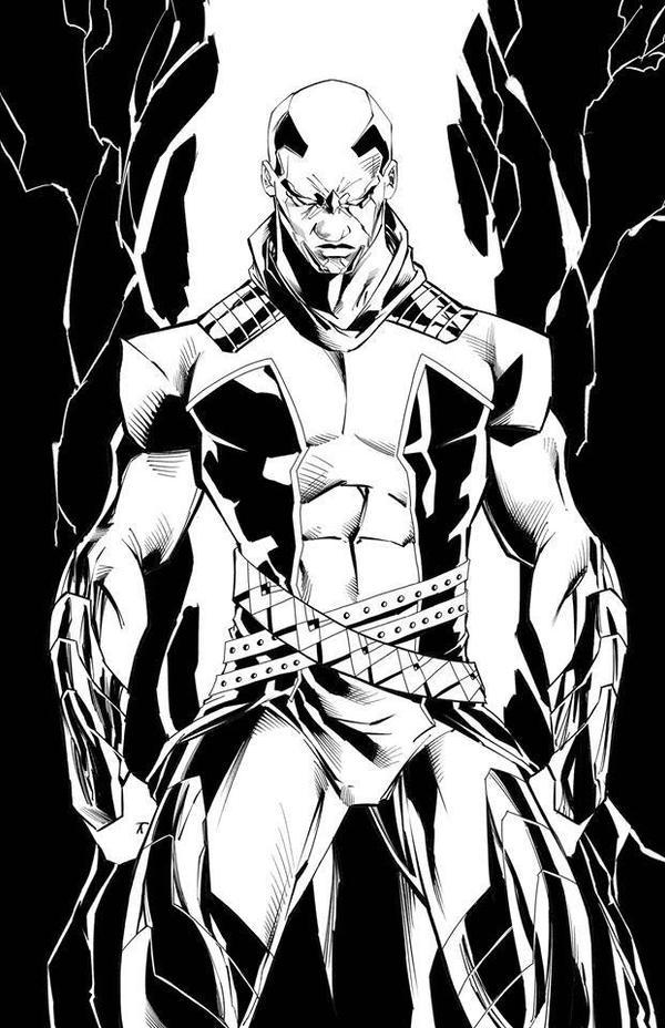 Asgard by benjonesart