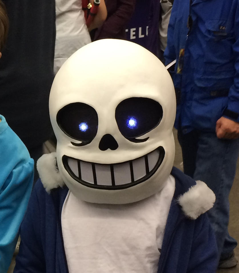Sans at FAN EXPO Vancouver by Meltasers