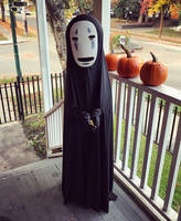 No Face Costume by Meltasers