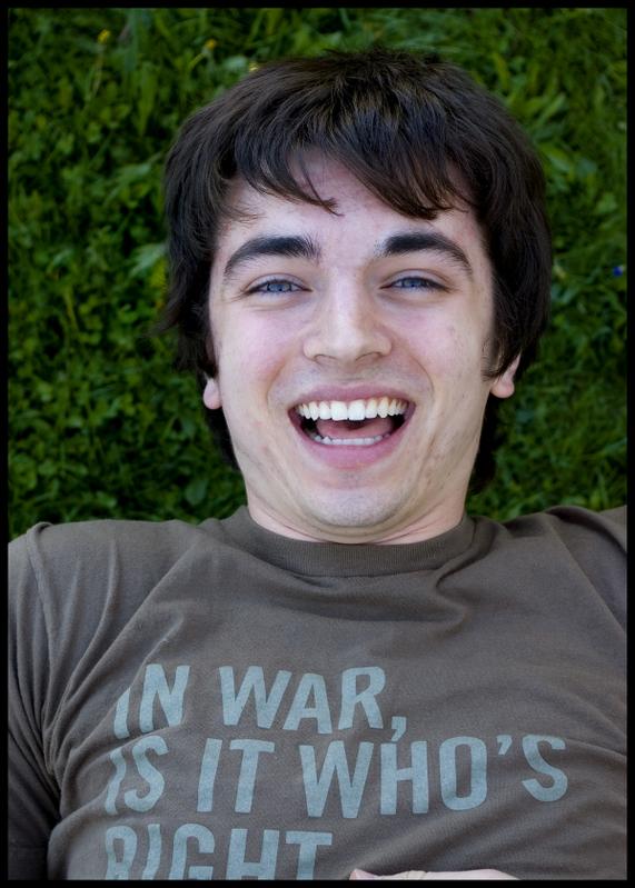 That Contagious Smile by jasonksmith