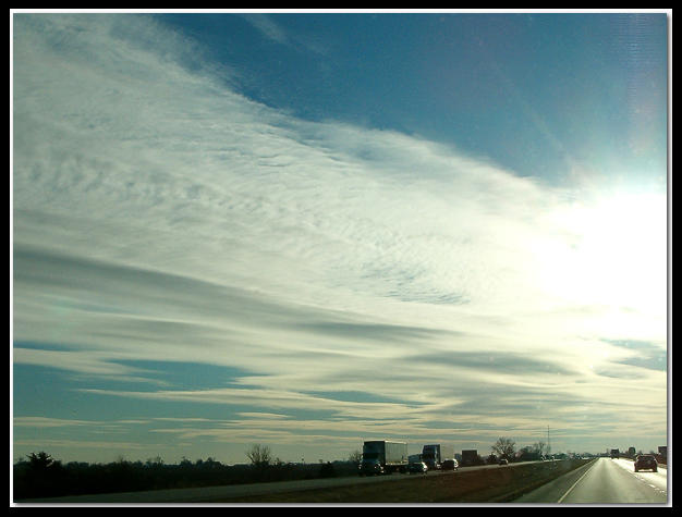 Sky Perspective by jasonksmith