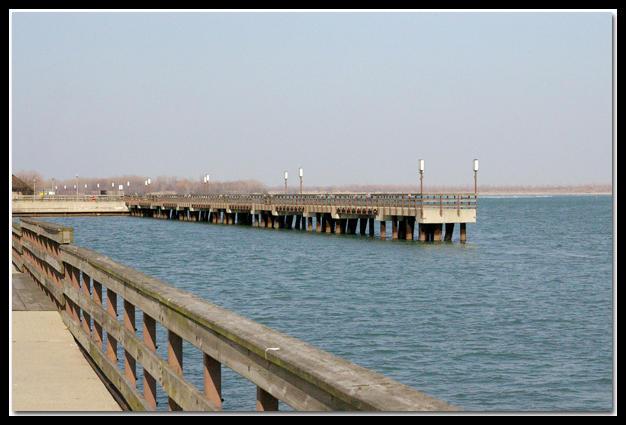 Bishop Park Pier by jasonksmith