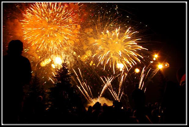 Taylor Fireworks by jasonksmith
