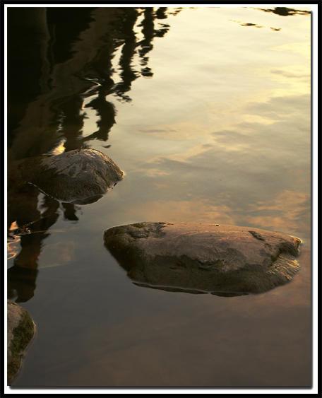 Water Rocks by jasonksmith