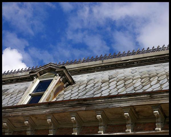 The Chapman House by jasonksmith