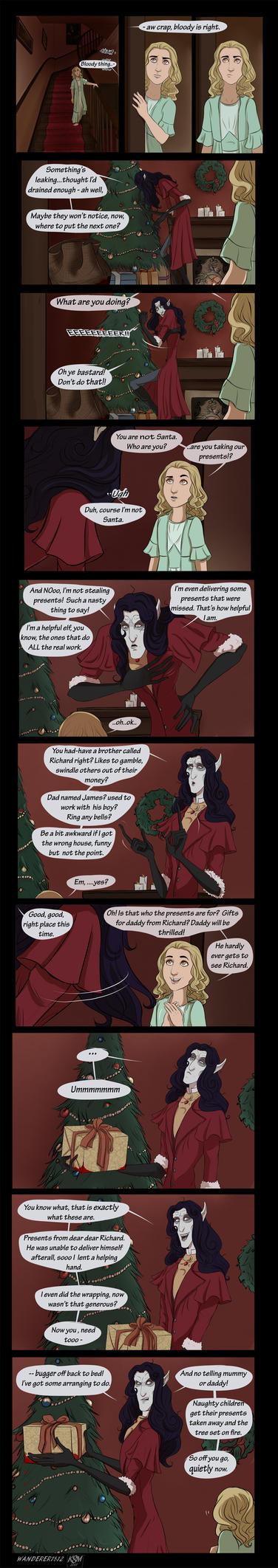 Helpful Elf by wanderer1812