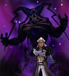 Ansem, seeker of Darkness by wanderer1812