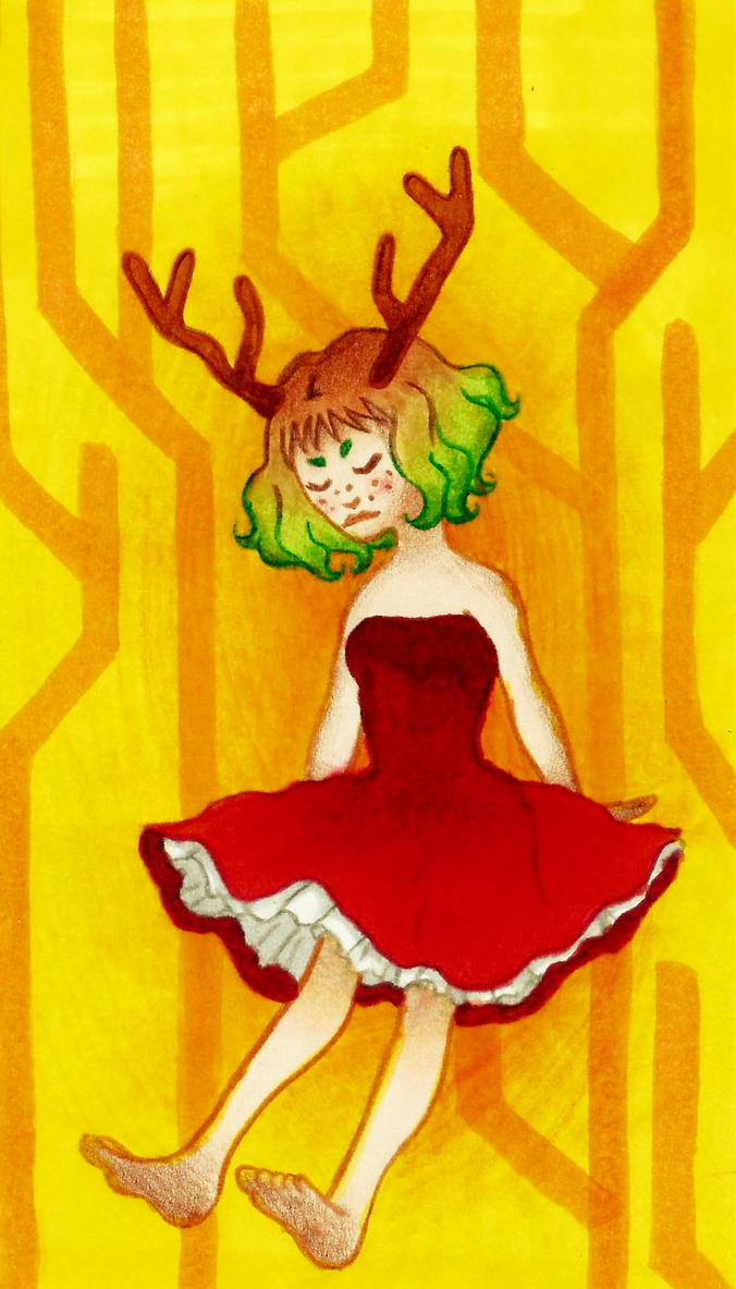 Forest Fawn by Fred-Weasley