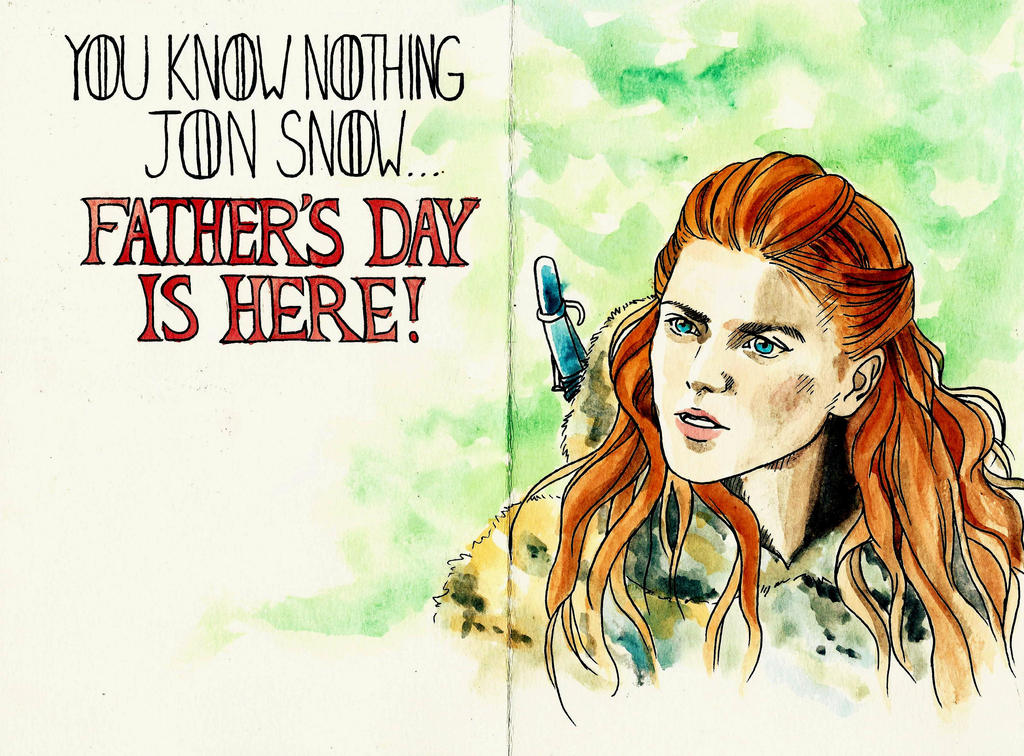 Fathers day card inside by Fred-Weasley