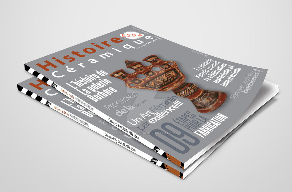 magazine cover design presentation by gfxproduction on deviantart