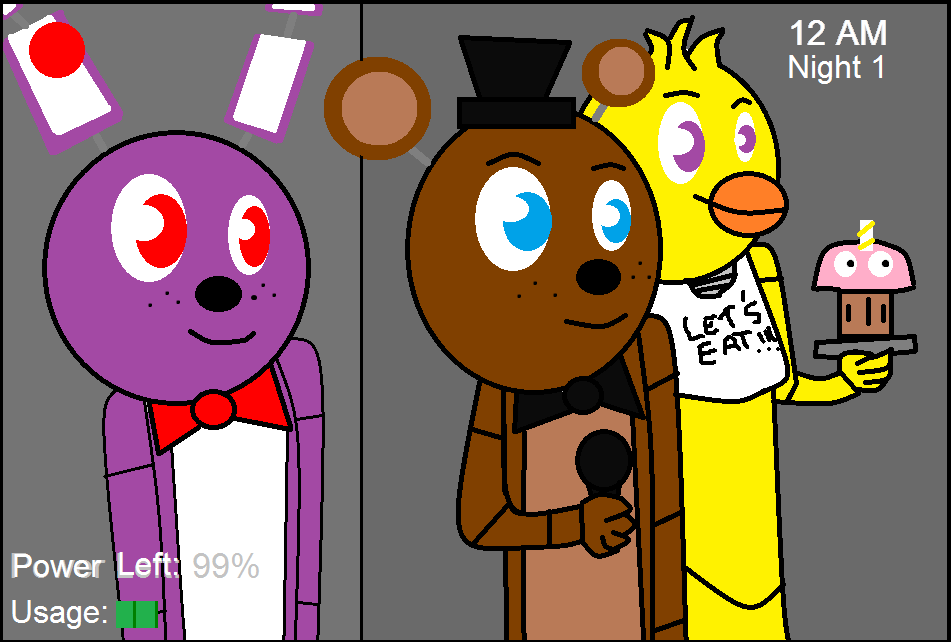 Wip 1 - FNAF Song - Animation by Lady-Fan2014 on DeviantArt