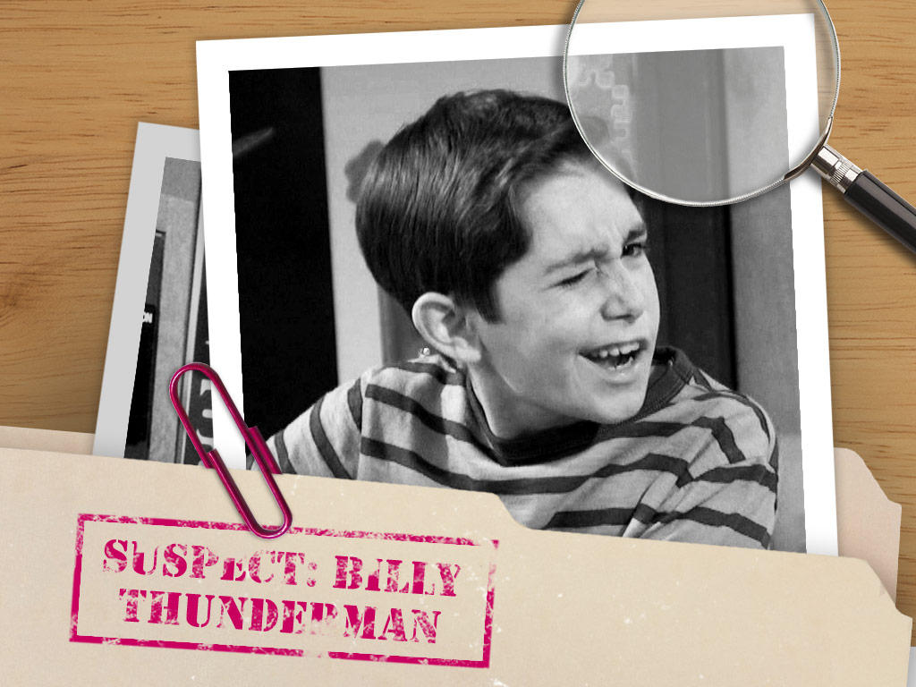 Thundermans Billy