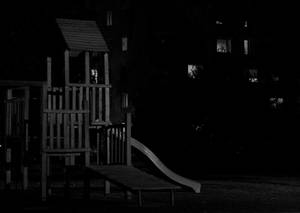 playground at nite
