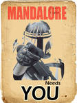 Mandalore Needs You