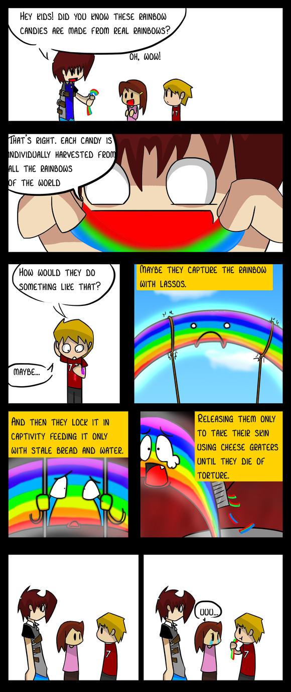 Rainbows by DukeStewart