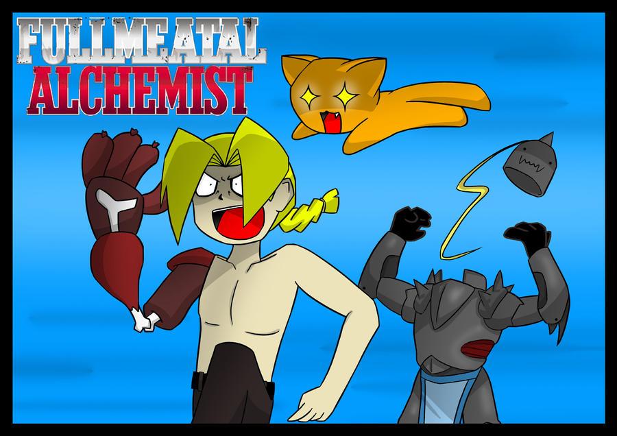 Fullmetal Alchemist 2 by DukeStewart