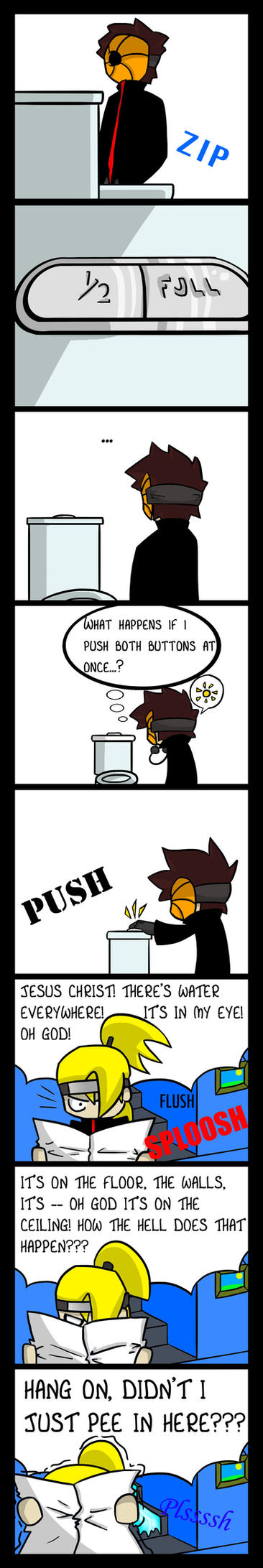 A Day In The Life Of Tobi by DukeStewart